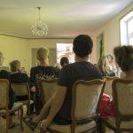 Vortrag im Wasserschloss